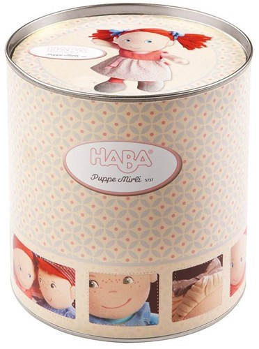 Haba  Lilli and friends knuffelpop Pop Mirli - 20 cm-3