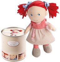 Haba  Lilli and friends knuffelpop Pop Mirli - 20 cm-2