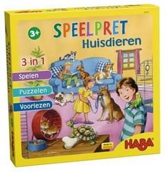 Haba  kinderspel Speelpret Huisdieren