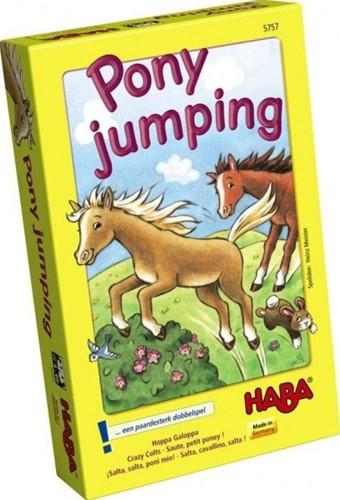 HABA Spel - Pony jumping-1