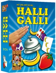 999 Games  kinderspel Halli Galli