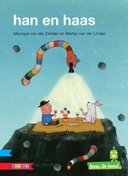Zwijsen  avi boek Han en Haas AVI START