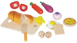 Hape houten keuken accessoires chef choice