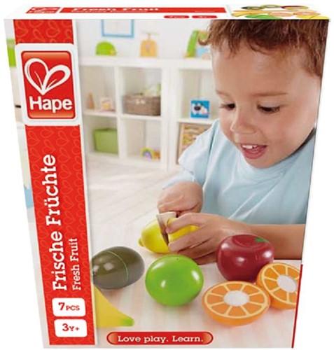 Hape houten keuken accessoires Vers fruit-2