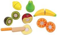 Hape houten keuken accessoires Vers fruit-1