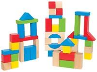 Hape houten bouwblokken Maple Blocks-1