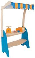 Hape houten keuken accessoires Market Checkout