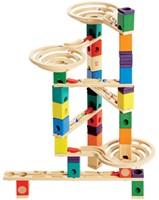 Hape Quadrilla houten knikkerbaan set Vertigo