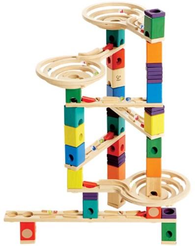Hape Quadrilla houten knikkerbaan set Vertigo-1