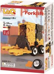 LaQ Hamacron Constructor Mini Forklift