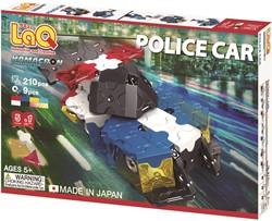 LaQ-Hamacron Constructer Police Car