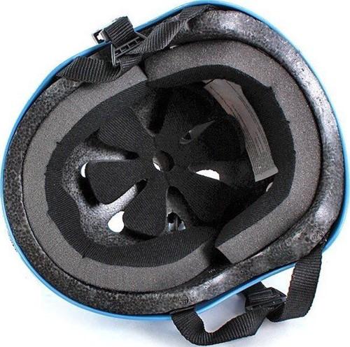 Micro step Helm Neonstippen - maat S-2