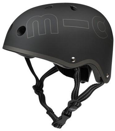 Micro step Helm Zwart - maat S