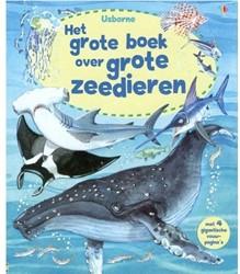Usborne  doeboek het grote boek over grote zeed