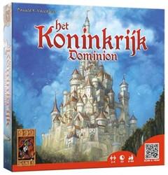 999 Games  bordspel Dominion het koninkrijk