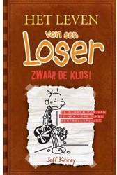Kinderboeken leesboek Het leven van een loser - Deel 7 Zwaar de klos