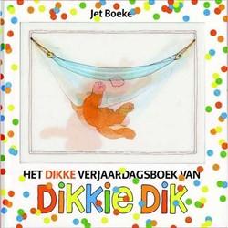 Kinderboeken  voorleesboek Dikkie Dik verjaardagsboek