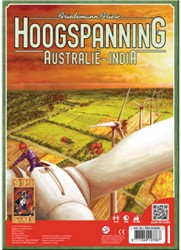 999 Games  bordspel Hoogspanning: Australië - India