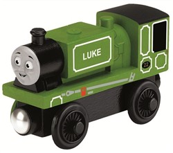 Thomas and Friends  houten trein Luke