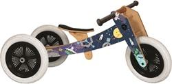 Wishbonebike  houten loopfiets limited Space
