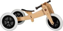 Wishbonebike  houten loopfiets 3 bikes in 1 hout
