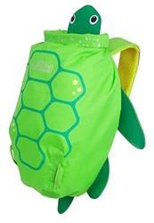 Trunki zwemtas PaddlePak Sheldon schildpad groen