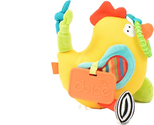 Dolce Toys Spring Chicken
