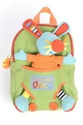 Dolce Toys Rabbit back pack