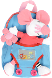 Dolce Toys Mouse back pack