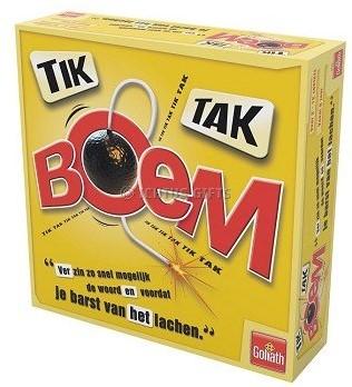 Goliath spel Tik Tak Boem '14