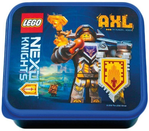 Nexo Knights Lunchbox Print