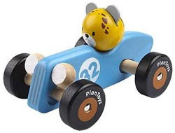 Plan Toys  houten speelvoertuig Cheetah Racing Car