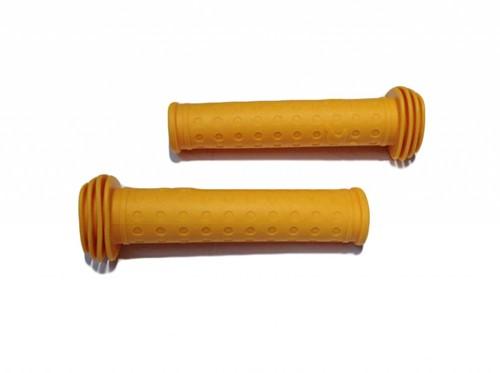 Wishbonebike  loopfiets accessoires Handvatten geel