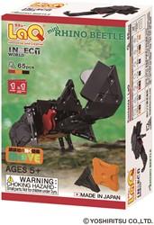 LaQ Insect World Mini Rhino Beetle