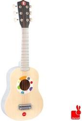 Janod  Confetti houten muziekinstrument Gitaar klein naturel