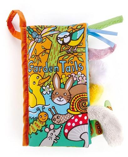 Jellycat staartenboek Tuin