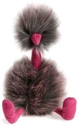 Jellycat knuffel Pompom Grey Large 53cm