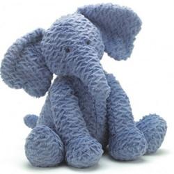 Jellycat knuffel Fuddlewuddle Elephant Large -31cm