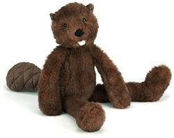 Jellycat  Woodlander Beaver - 35 cm