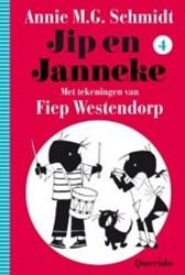 Kinderboeken  voorleesboek Jip en Janneke 4