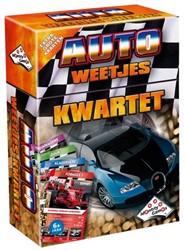 Identity games  kwartet Auto