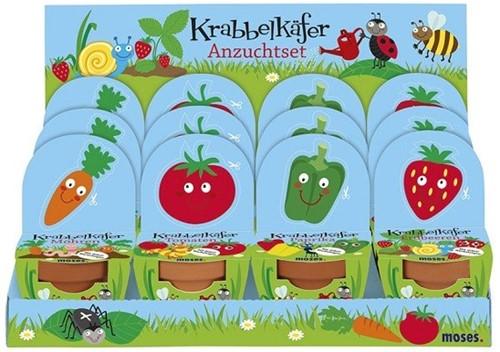 Planet Happy  kinder tuinspullen Kweek je eigen groente