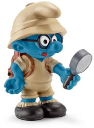 Schleich The Smurfs - Jungle Brilsmurf 20778