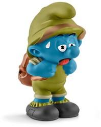 Schleich The Smurfs - Jungelsmurf Vermoeid 20779