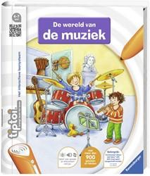 Ravensburger tiptoi® boek De wereld van muziek