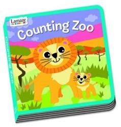 Lamaze  babyboek Counting Zoo