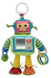 Lamaze  box en maxi cosi speelgoed Rusty de Robot