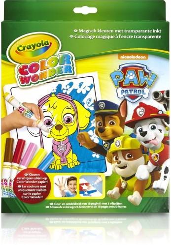 Paw Patrol Color Wonder box Crayola