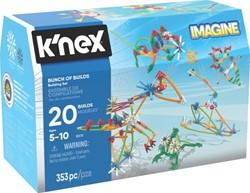 K'nex - constructie - Box 20 modellen