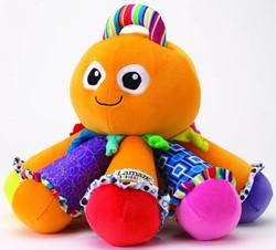 Lamaze  box en maxi cosi speelgoed Octotunes